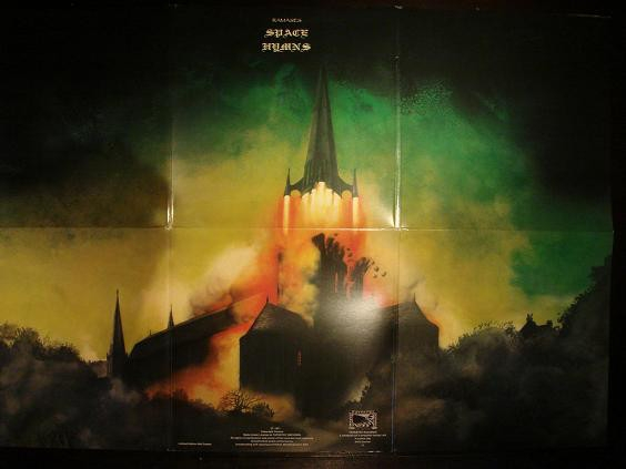 Ramases – Space Hymns
