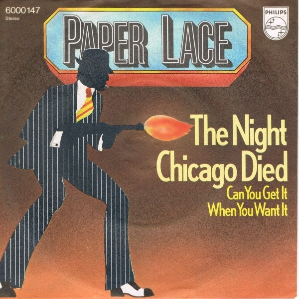 Paper Lace - The Night Chicago Died