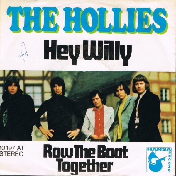 The Hollies - Hey Willy