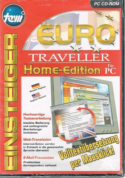 Euro Traveller - Home Edition