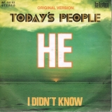 Todays People - He