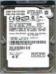 Hard disk, SATA 80 GB, 2,5 inča, za Notebook