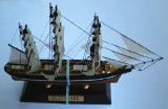 Nauticalia model broda Cutty Sark